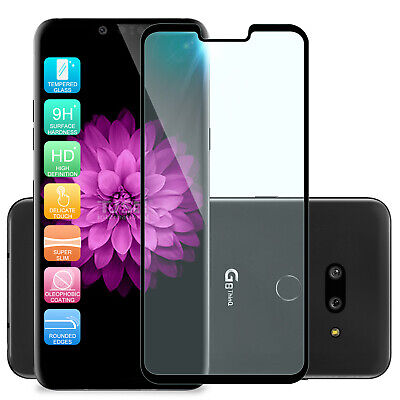 Wholesale LOT For [LG G8 ThinQ] Full Coverage Tempered Glass Screen - Accessory Wholesale