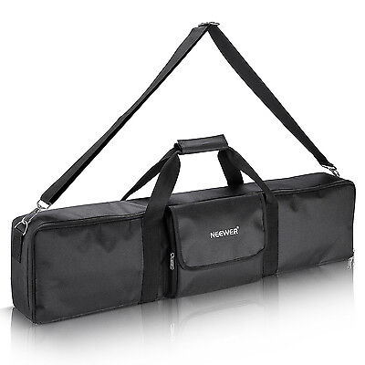 Neewer 30x7x3.7 inch Studio Tripod Umbrella Flash Kit Large Zipper Carrying Bag