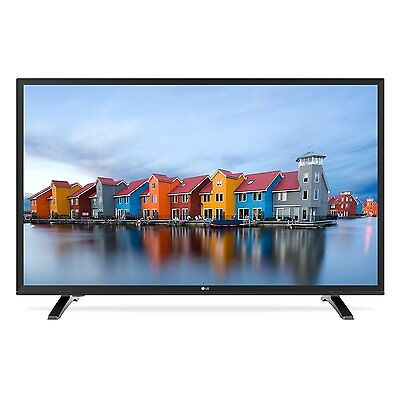 LG 32LH550B 32-Inch 720p Smart LED TV TruMotion, Wi-Fi (2016 Model)