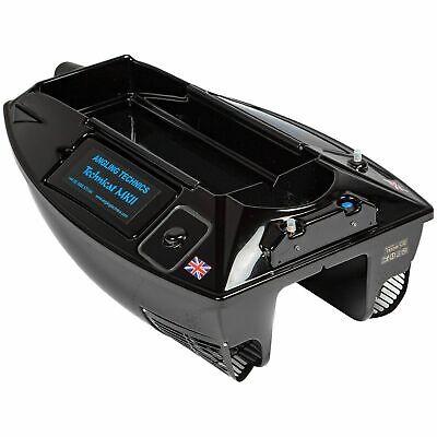 Angling Technics NEW Technicat MK2 Bait Boat + Bag