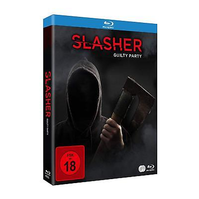 Halloween Party Movie 2017 (Slasher - Guilty Party - Season 2 -TV Series Halloween NEW Blu-Ray Region B)