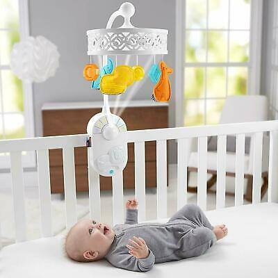 FisherPrice Jonathan Adler Projection Mobile Baby Crib Toy Music OPEN BOX