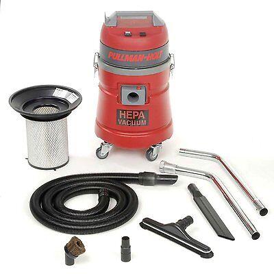 Pullman-holt 45 Dry Hepa Vac 2 Hp 10 Gallon