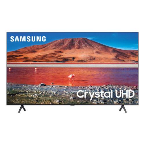 "SAMSUNG 55"" Class TU700D-Series Crystal Ultra HD 4K Smart TV UN55TU700DFXZA-2020"