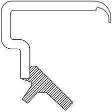 Manual Trans Shift Shaft Seal fits 1976-1994 Plymouth Colt