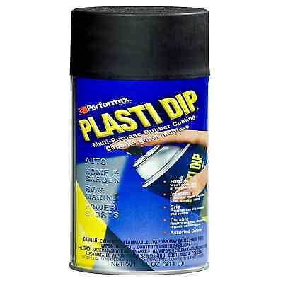 Plasti Dip Rubber Coating Spray Paint Black Color Diy Wheels Rims Cans Car 11oz
