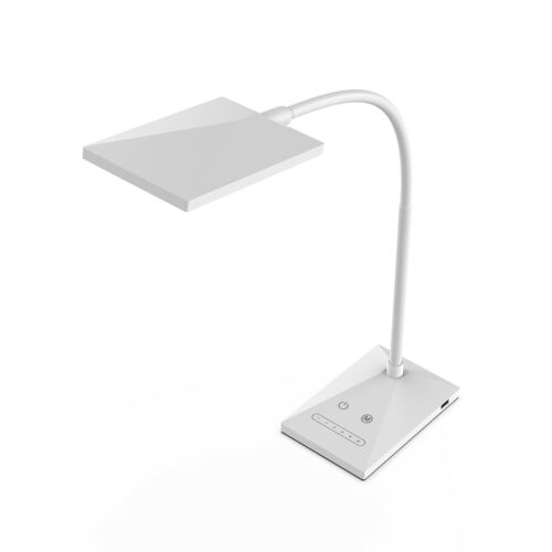 12W LED Desk Lamp Touch Sensor Flexible Dimmable Read light