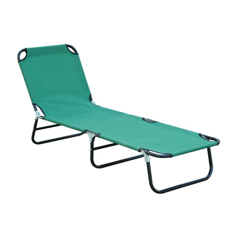 Folding chaise lounge chairs ebay for Buy chaise lounge