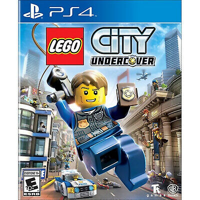 LEGO City Undercover PS4 [Factory Refurbished]