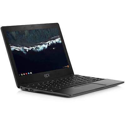 "Epik ELB1101-BK 11.6"" Chromebook - 4GB - 32GB - Chrome OS - Wireless AC"