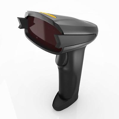 Brand New Coocheer 2.4g Wireless Cordless Laser Handheld Barcode Scanner