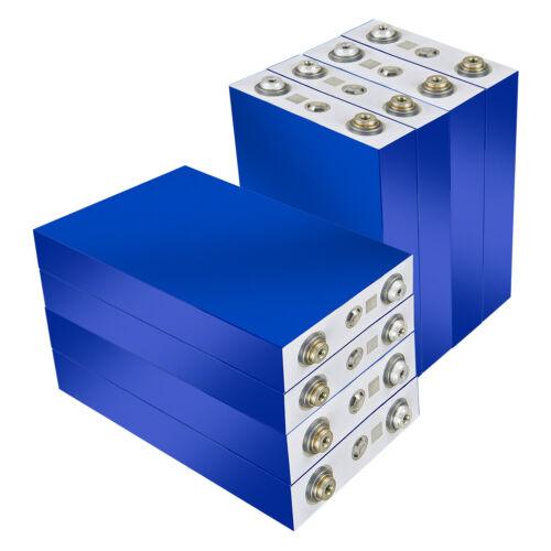 3.2V 100AH Lithium Iron Phosphate (LiFePO4) Cells - 8 Packs
