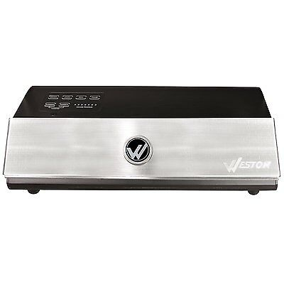 Weston Professional Advantage Vacuum Sealer Commercial Quality 65-0501-W New