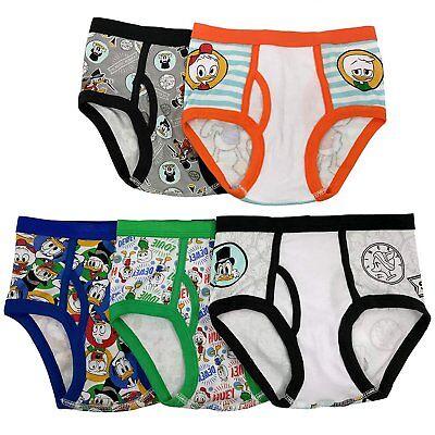 NWT Gymboree Boys Briefs Seven Pack Underwear Size 2T 3T  4 5-6  7-8 10-12