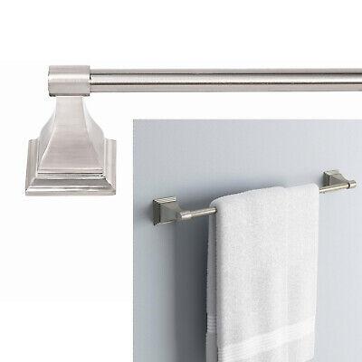 Gallaway 24″ Towel Bar Holder Rack Bath Accessory Hardware in Satin Nickel Bath