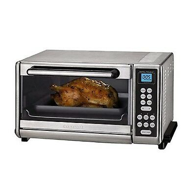 Cuisinart Convection Toaster Oven Broiler (Refurbished), Stainless
