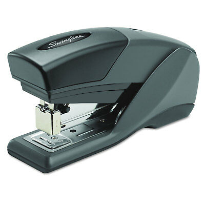 Swingline Optima 25 Reduced Effort Compact Stapler Half Strip 25-sheet Cap. Gray