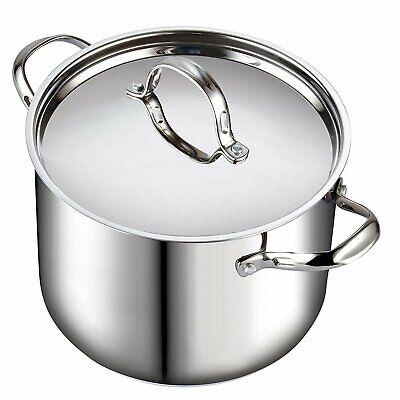Cooks Standard 02520 Quart Classic Stainless Steel Stockpot