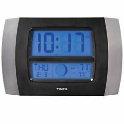 Timex Wireless Weather & Atomic Digital Wall/tabletop clock temperature station