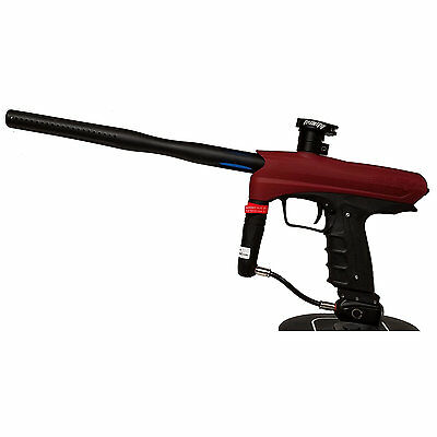 Gog Enmey Pro Mechanical   Red   Paintball