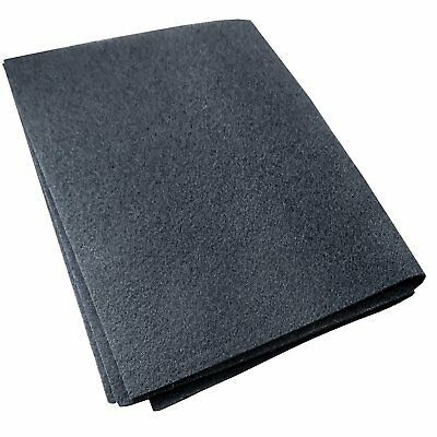 Carbon Cooker Hood Filter, Cut To Size, Charcoal Vent Filters for All Hoods