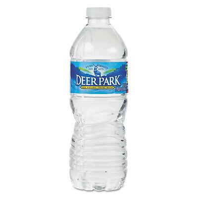 Deer Park Natural Spring Water 16.9 oz Bottle 40 Bottles/Carton 1039244
