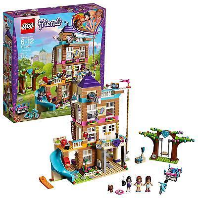 LEGO 41340 Friends Friendship House Building Kit (722 Piece) BRAND NEW