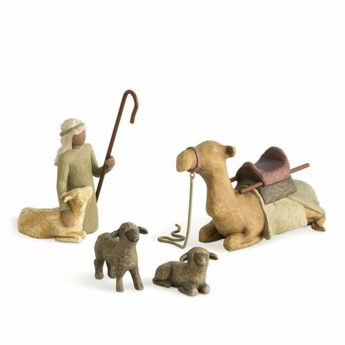 Willow Tree Nativity_Shepherd and Stable Animals_#26105- SALE OFF