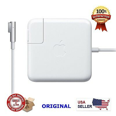 Genuine Apple MagSafe1 60W Power Adapter Charger A1344 MacBook13 A1130 A1184