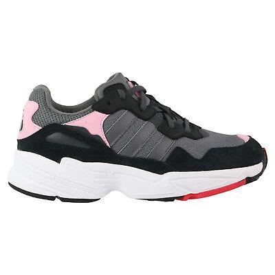 Adidas Originals Yung-96 Junior Sneaker Kinder Damen Schuh Grau F35274