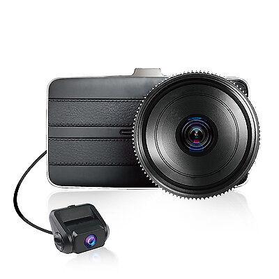 Kdlinks Dx2 Ultra Hd 1080P 290  Super Wide Angle Car Dash Cam Dashcam Front Rear