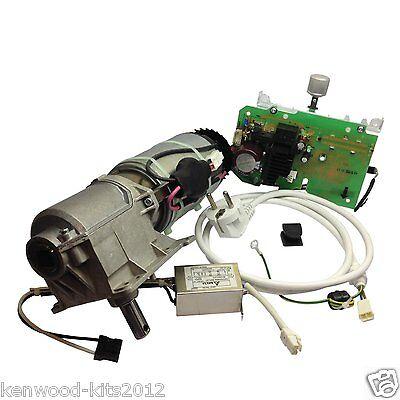 Kitchenaid 7QT Stand Mixer Conversion Kit US 110V To EU 220-240V White EU Lead