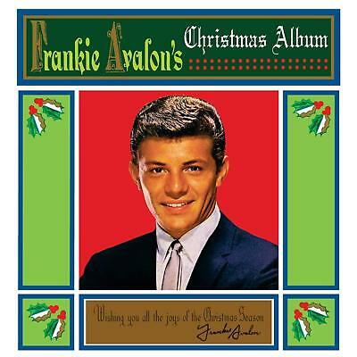 Frankie Avalon Christmas Album CD NEW SEALED White Christmas/The Christmas Song+ ()