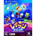 Rayman Legends Sony PlayStation Vita Region Free Video Games