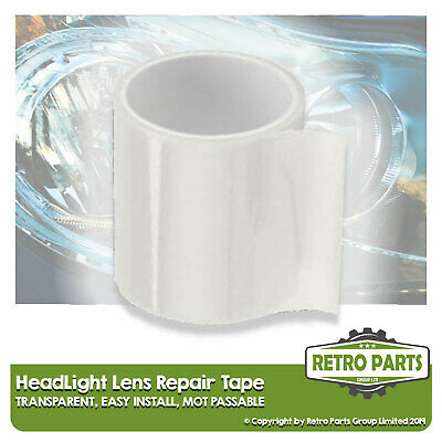 Headlight Lens Repair Tape for Morris.  Front Clear Light Lamp MOT Fix