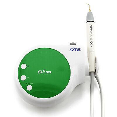 100 Woodpecker Dental Lab Dte Ultrasonic Piezo Scaler D5 Led Handpiece Satelec