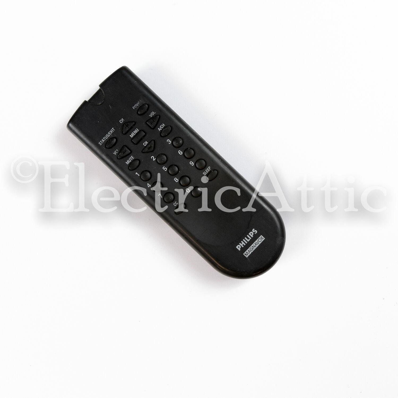 Philips Magnavox RC080104 Remote Control for HD1918 HD1918C HD2518 TV