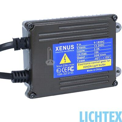 XENUS Ultimate Universal D1R/D1S 35W Xenon Scheinwerfer Steuergerät Ballast AE Premium Digital Headset