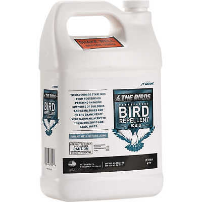 Bird-X Bird-Proof Liquid Spray 1 Gal.