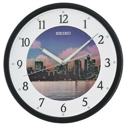 Seiko QXA611KLH Wall Japanese Quartz Wall Clock (FreeShip)