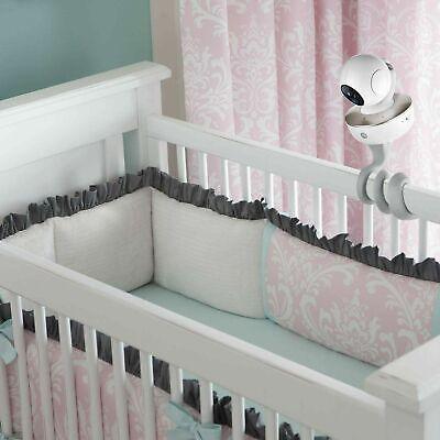 Flexible Universal Baby Monitor Camera Mount Crib Portable Angle Arm Flex Hold