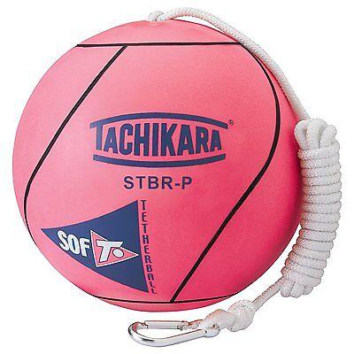 Tachikara Extra Soft Tetherball Butyl Bladder Construction Pink STBR-P New