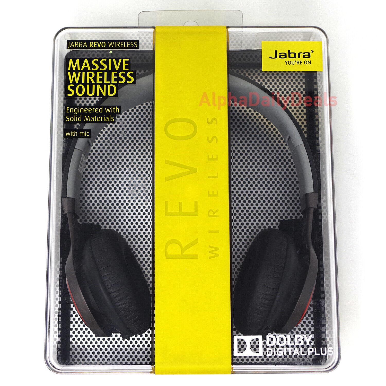 revo wireless bluetooth on ear headphones headset