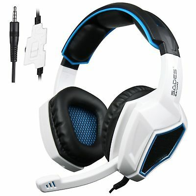 Купить Sades SA-920 - Sades SA-920 Stereo Gaming Headsets Headphones with MIC for PS4 Pro/Xbox/PC
