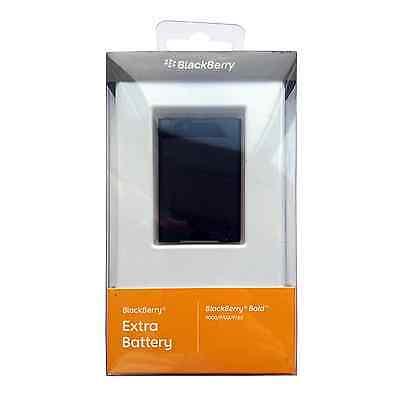 Original Blackberry Akku M-S1 Blister für BlackBerry Bold: 9000, 9700, 9780, Neu ()
