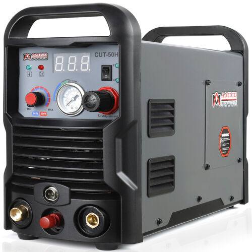 Amico CHF-50, 50 Amp Professional Pilot Arc Plasma Cutter, 4/5 in. Clean Cut