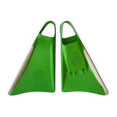 Hubboards Air Hubb Swim Fins for Bodyboarding Body Surfing Flippers Surf Swim Fin