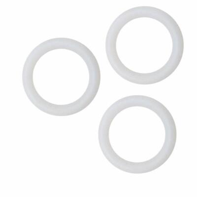 Medsor Impex Pvc Ring Pessary 2.75 Inch Set Of 3 Pcs.
