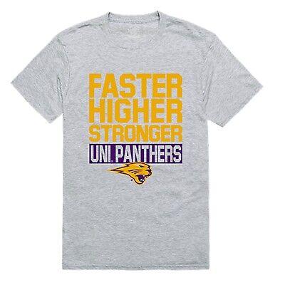 University of Northern Iowa Panthers NCAA Workout T-Shirt S-2XL ()