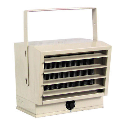 Electric Heater - 480 Volts - 25,600 BTU - 270 CFM - 1 or 3 Phase - Industrial